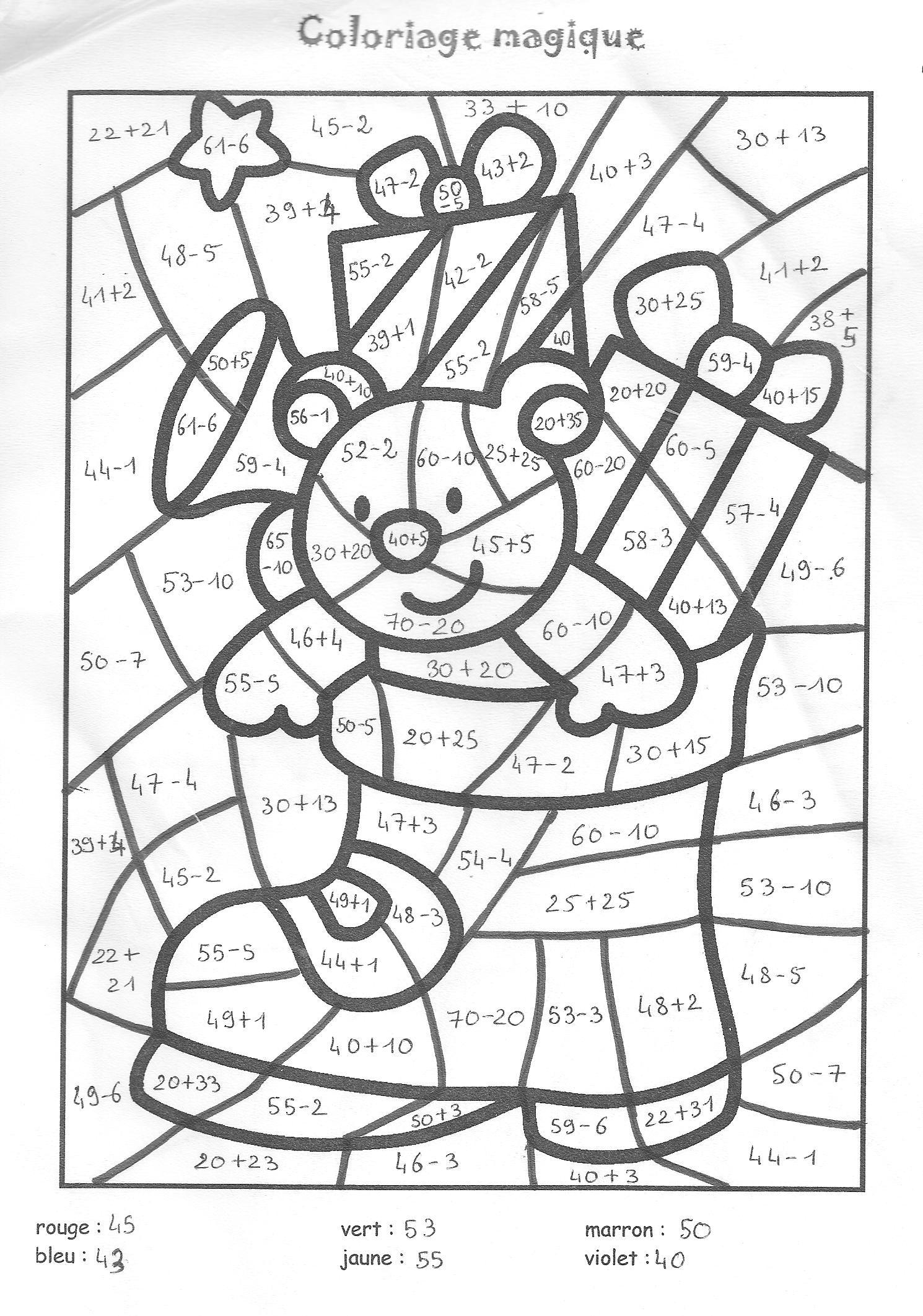 Coloriage Magique Gs À Imprimer - Greatestcoloringbook avec Coloriage Magique Gs À Imprimer