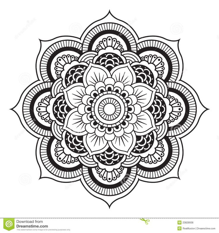Coloriage-Mandala-En-Ligne-36 - Dessin De Mandala À encequiconcerne Coloriage En Ligne Mandala