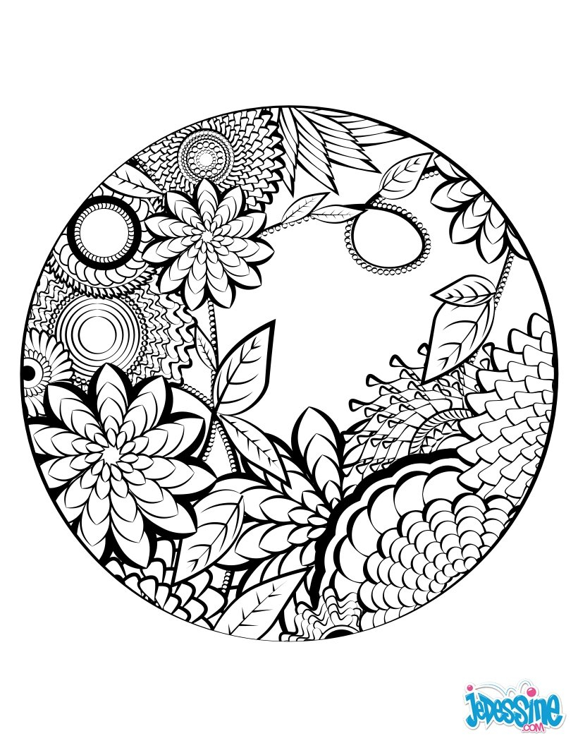 Coloriage Mandala Hugo L'Escargot tout Hugo L Escargot Coloriage Mandala