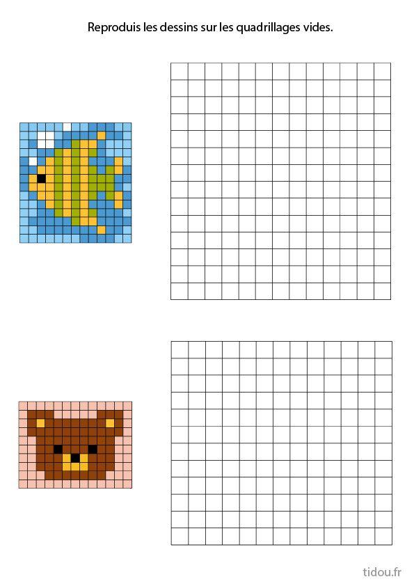 Coloriage Pixel À Imprimer Gratuit Génial Pixel Art Facile intérieur Coloriage Pixel Gratuit