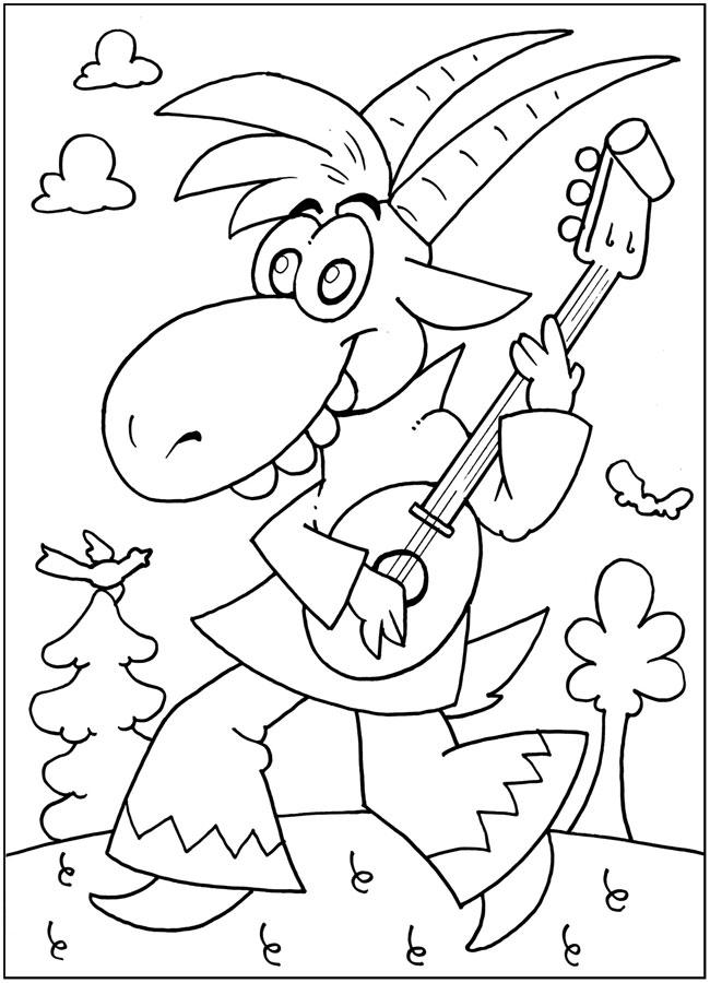 Coloriage Pour Les Enfants De 3-4 Ans. Imprimer En Ligne intérieur Coloriage En Ligne 3 Ans