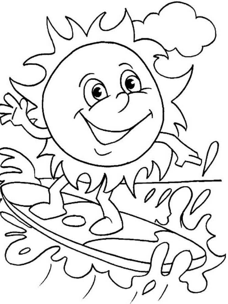 Coloriage Pour Les Enfants De 3-4 Ans. Imprimer En Ligne pour Coloriage En Ligne 3 Ans