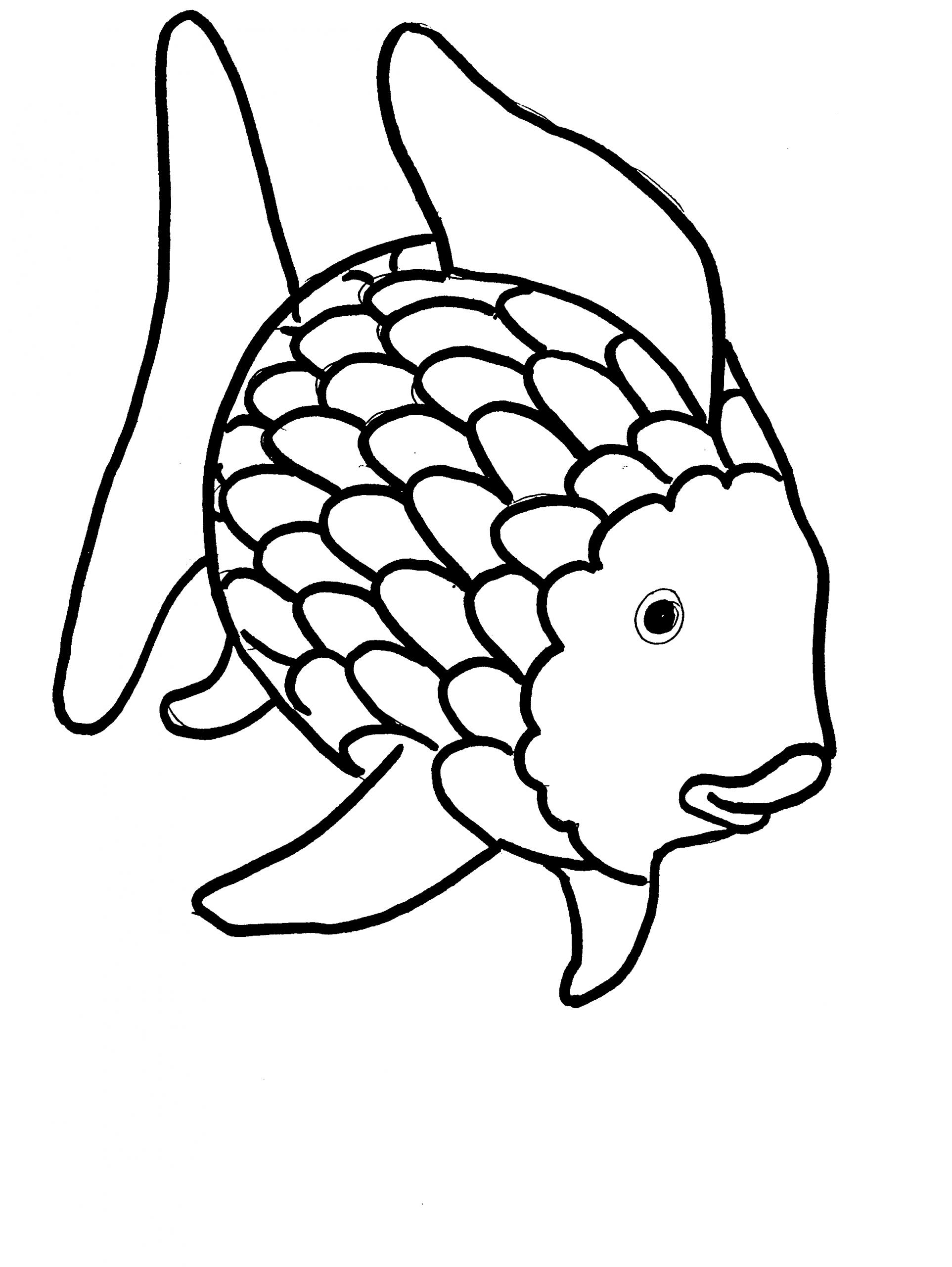 Coloriages À Imprimer : Poisson, Numéro : 7834 concernant Coloriage De Poisson A Imprimer Gratuit