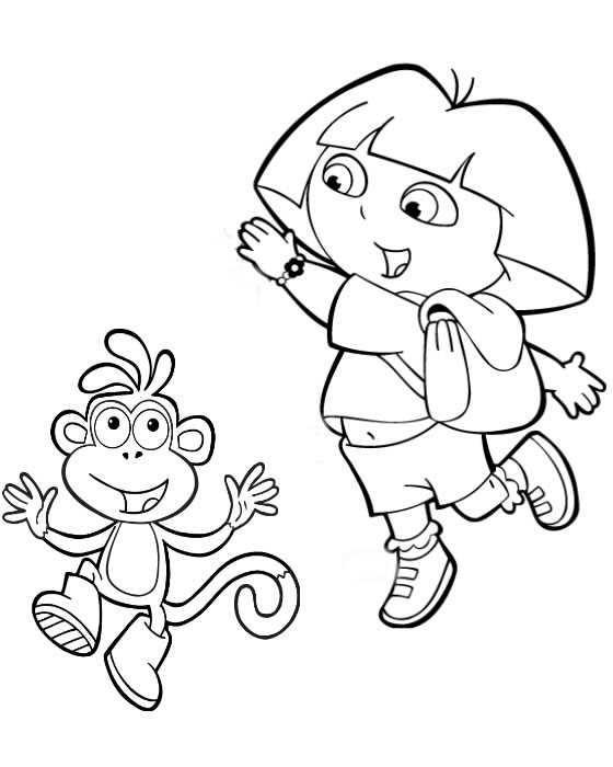 Coloriages Personnages Disney Page 3 avec Personnage A Colorier