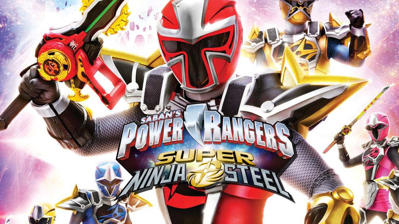 Comic Frontline: Power Rangers Super Ninja Steel The avec Power Rangers Ninja Steel Streaming