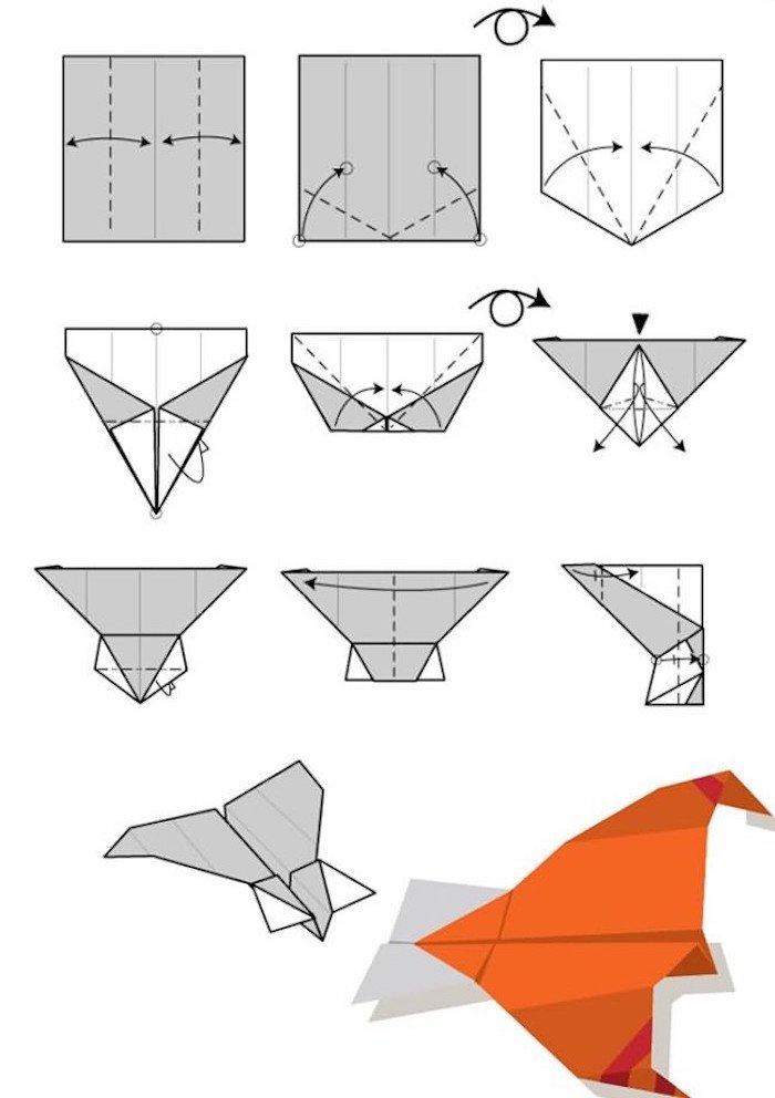 Comment Faire Avion En Papier - Le Comment Faire destiné Comment Faire Un Avion En Papier Pro