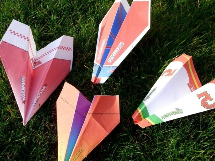 Comment Faire Un Avion En Papier - Astuces Et Modèles Pour à Comment Fabriquer Un Avion En Papier