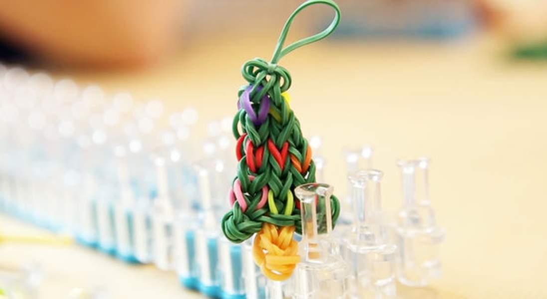Comment Faire Une Boule De Noel En Elastique - Idée De tout Comment Faire Des Boules De Noel
