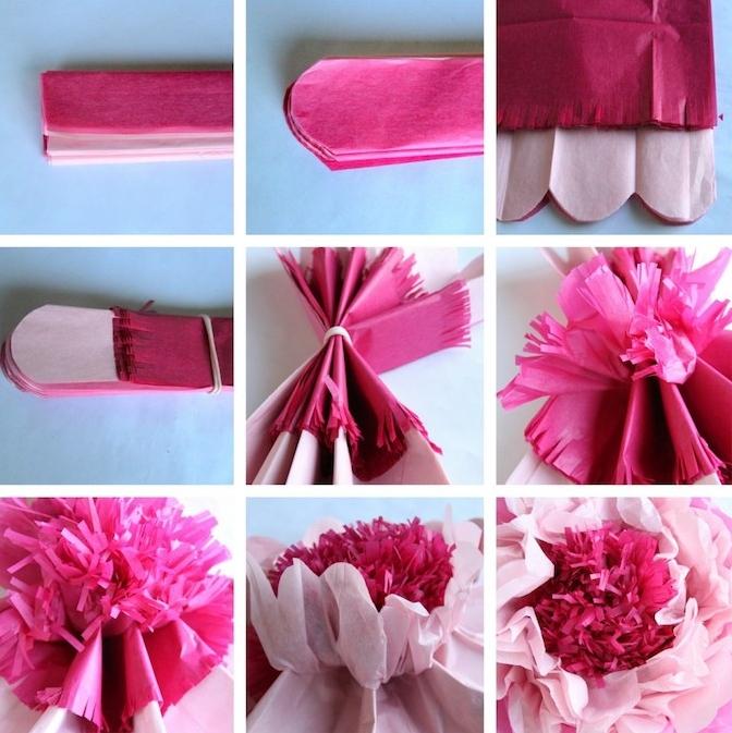 Comment Faire Une Fleur En Papier - Plusieurs Tutoriels Et à Comment Faire Une Rose Avec Du Papier