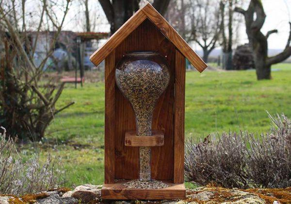 Comment Faire Une Maison Pour Oiseaux En Bois | Ventana Blog concernant Comment Faire Un Mangeoire Pour Oiseaux