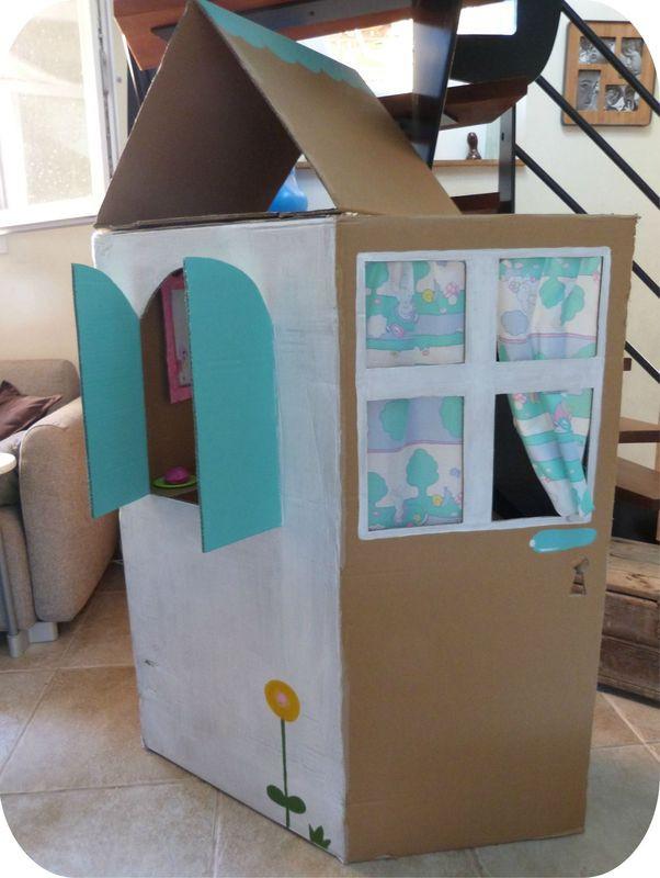 Comment Faire Une Maquette De Maison En Carton 2020 à Comment Faire Une Boule D Élastique