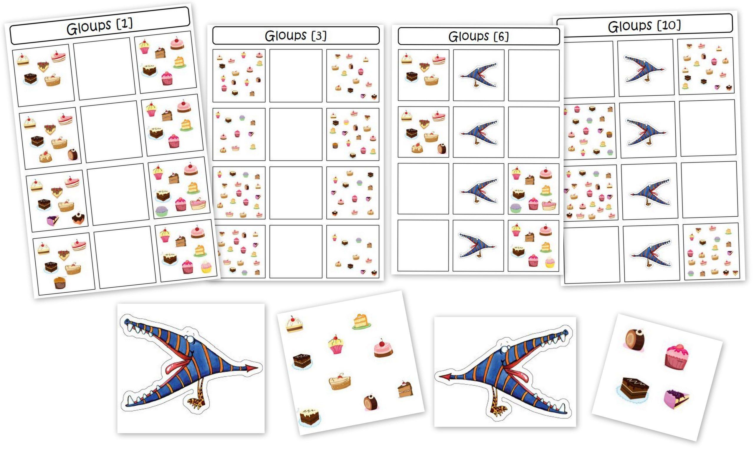 Comparer Les Nombres En Gs | Jeux Maths, Jeux tout Jeux Avec Des Nombres