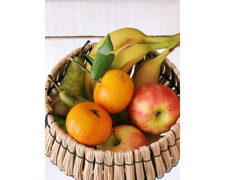 Corbeille De Fruits - Tatie Croûtons destiné Image De Fruit