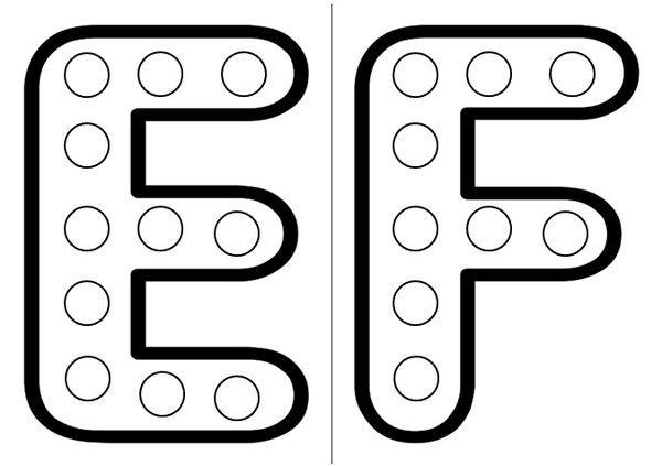 Creassmativite : L'Enfant Est Artiste - Page 54 concernant Lettre De L Alphabet A Imprimer Et Decouper