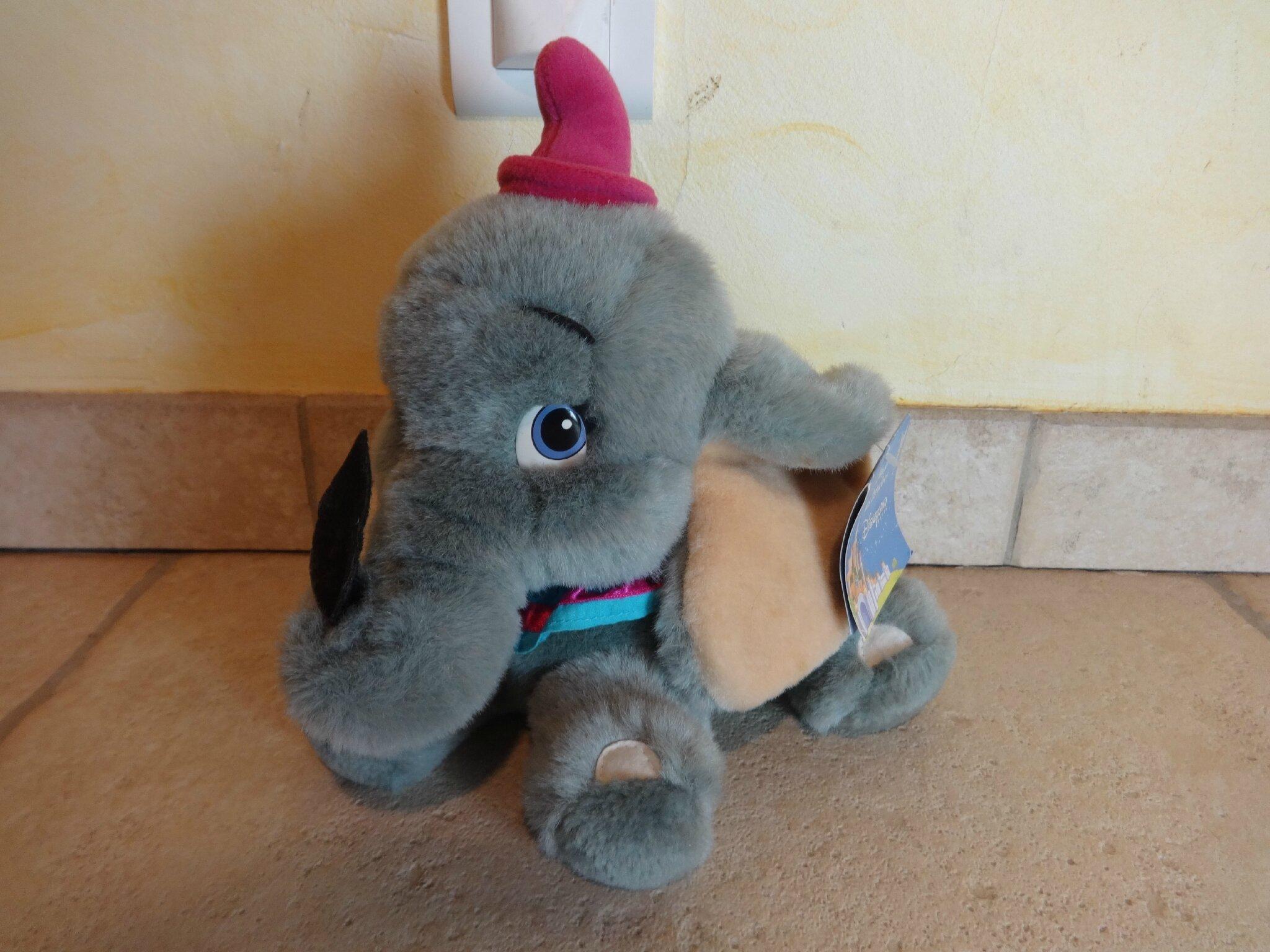 Cu994 : Peluche Dumbo - P'Tit Cochon Pendu Au Plafond intérieur Jeux De Cochon Pendu