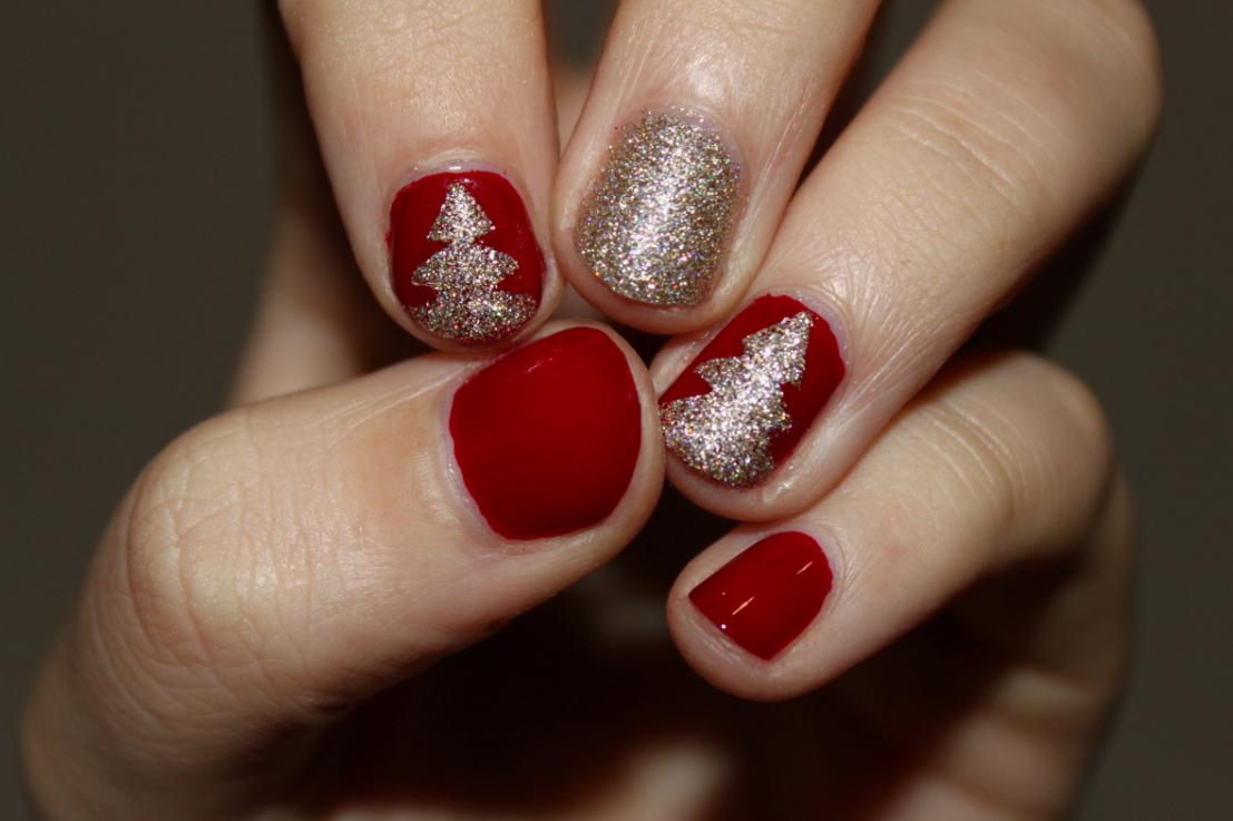 Cupcake, Nailpolish & Bow: Décembre 2012 tout Vernis Pour Noel
