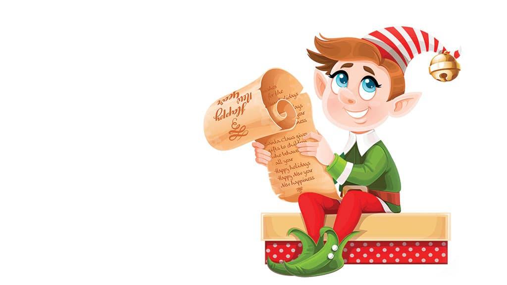 Découvrez La Tradition Du Lutin De Noël   Joyeux-Noel intérieur Lutin Noel