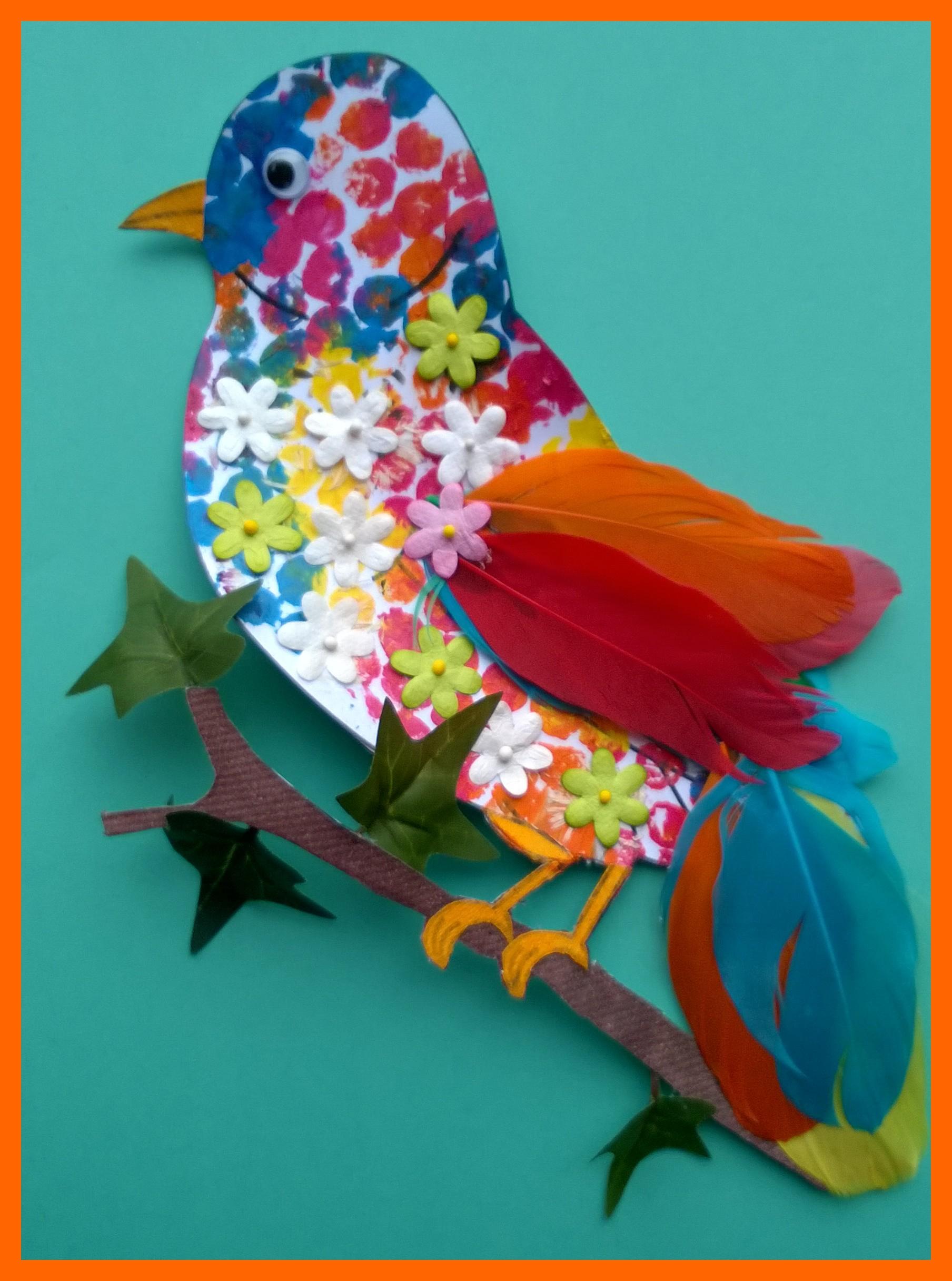 Défi Oiseau Toutes Les Couleurs | Assistante Maternelle pour De Toutes Les Couleurs