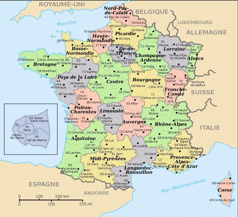Départements De France   Arts Et Voyages serapportantà Département Et Préfecture