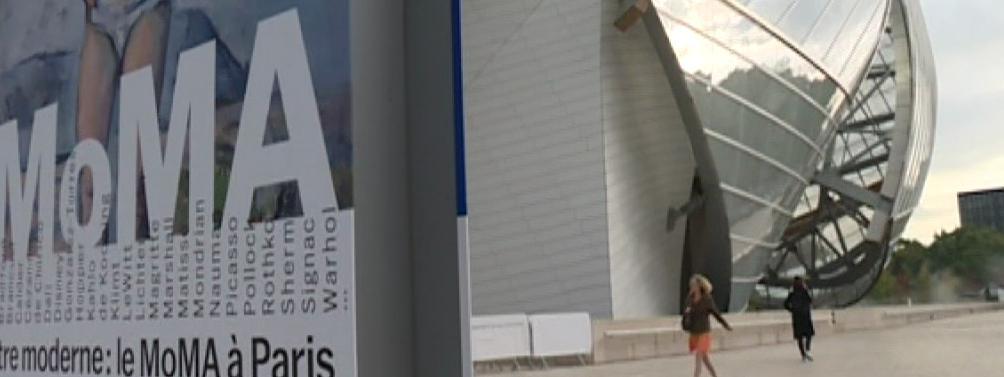 Des Chefs-D'Œuvre Du Moma À La Fondation Louis Vuitton tout Exposition Moma Fondation Louis Vuitton