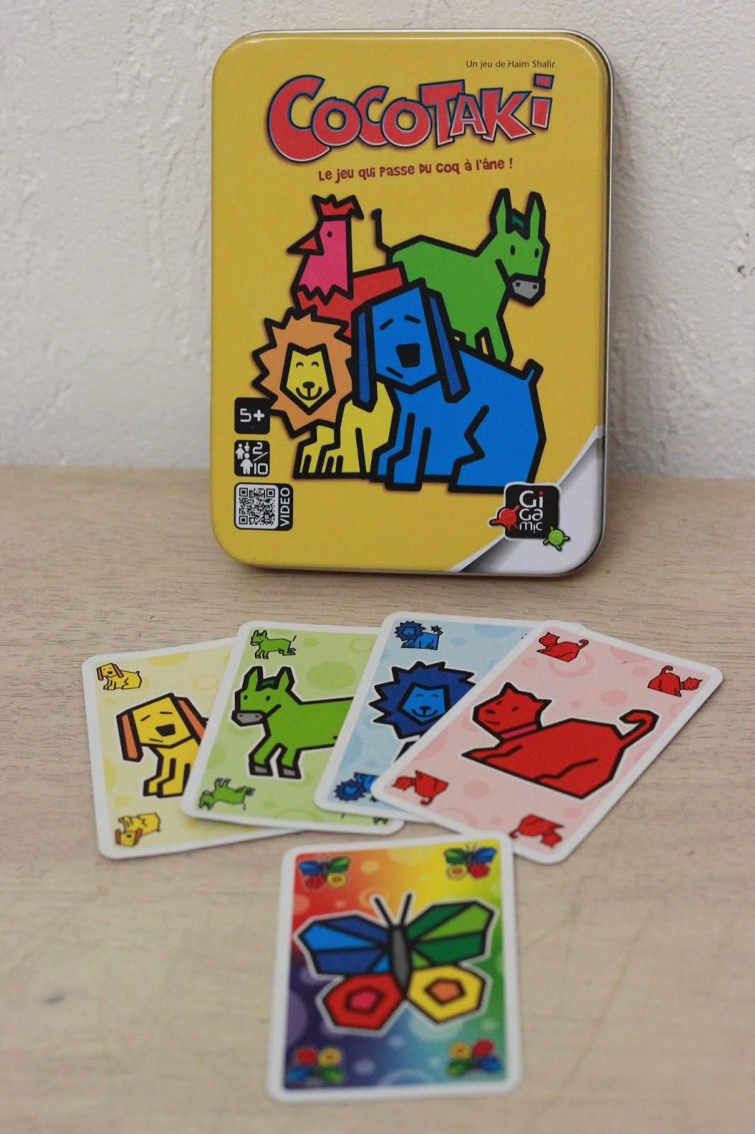 Des Jeux De Cartes Pour Les Plus Petits, Une Sélection Dès dedans Jeux Pour Les Petit De 4 Ans
