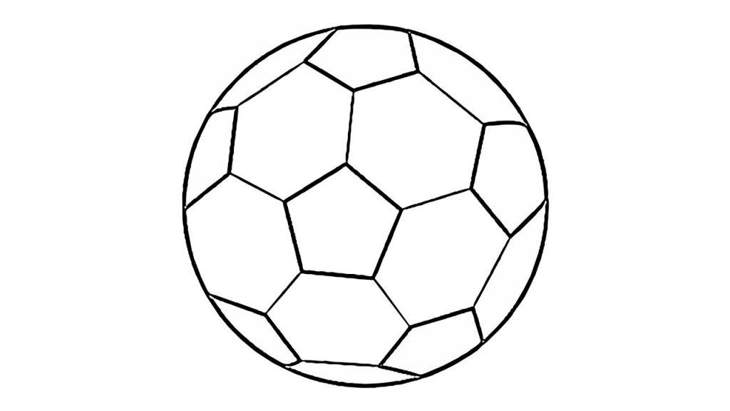 Dessin De Foot Facile Impressionnant Collection Ment destiné Dessin De Ballon De Foot A Imprimer