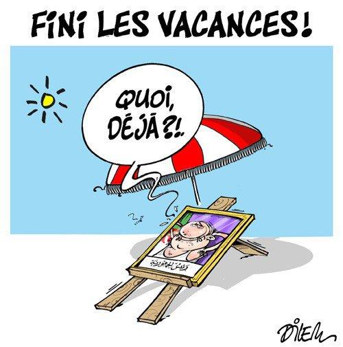 Dessin Humoristique Vacances | Humourop concernant Image Humoristique Vive Les Vacances