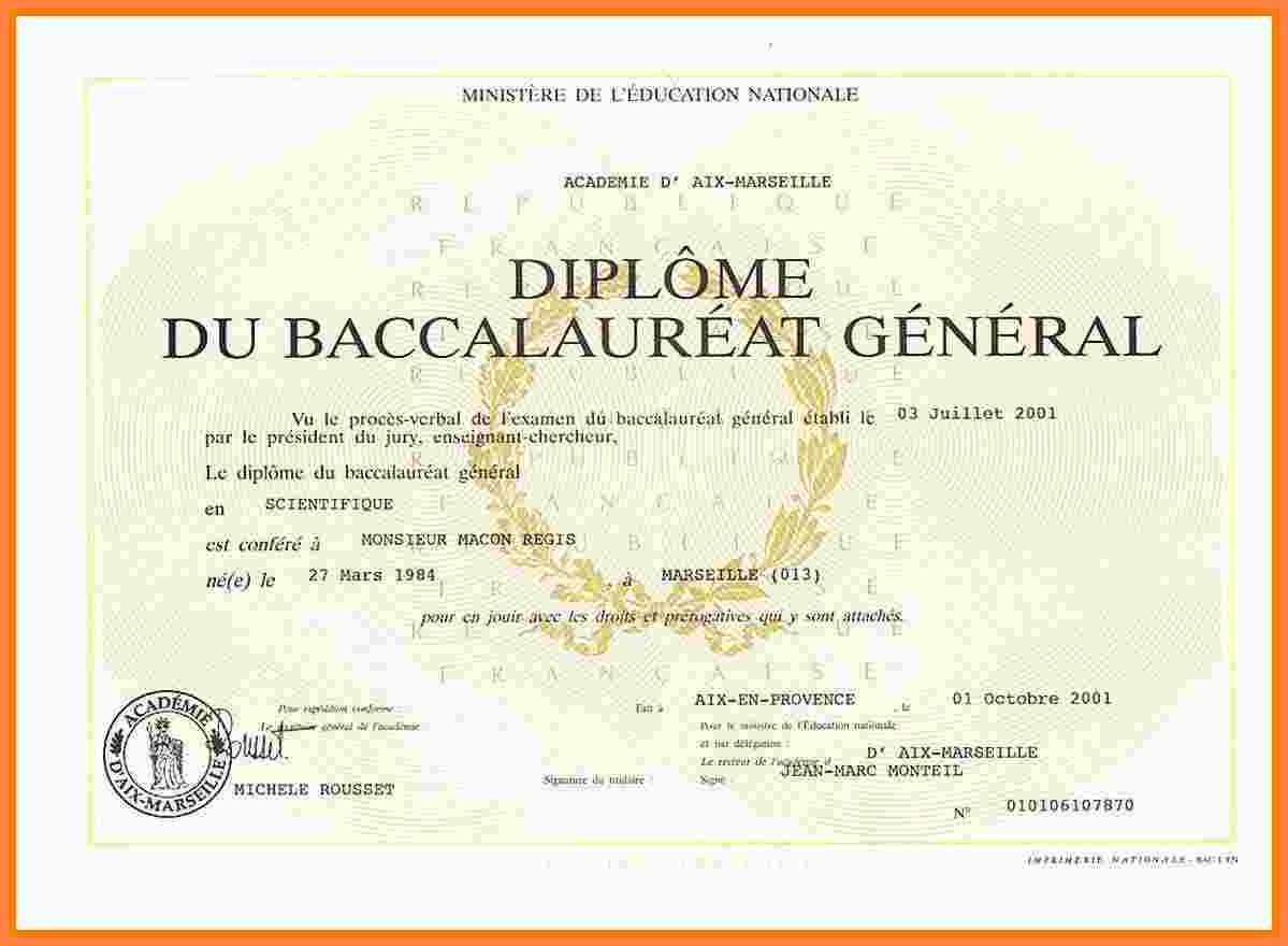 Diplome Bts Vierge Gratuit - Ti Bank avec Modele De Diplome Gratuit À Imprimer