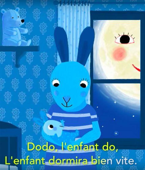Dodo, L'Enfant Do - Les Chansons De Pinpin Et Lili concernant Dodo L Enfant Do