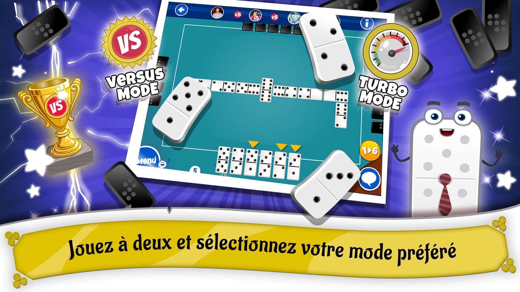 Domino Loco : Mega Jeux Avec Des Amis En Ligne Pour intérieur Jeux Domino Gratuit En Ligne