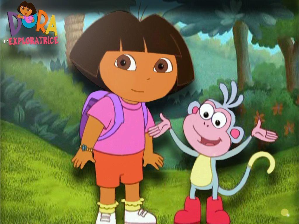 Dora avec Désanimé De Dora