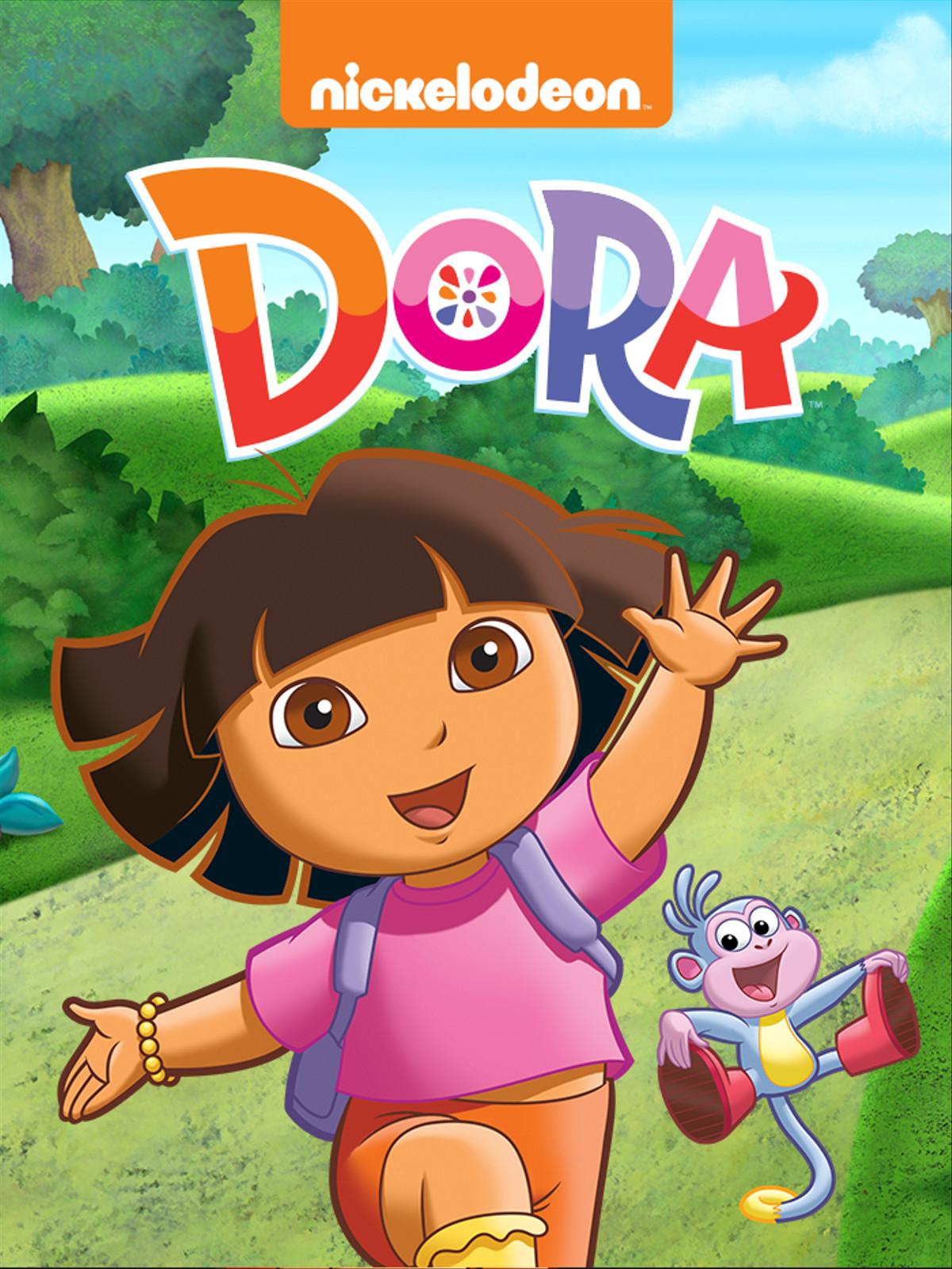 Dora Lexploratrice - Dessin Et Coloriage pour Dora Et Babouche En Francais