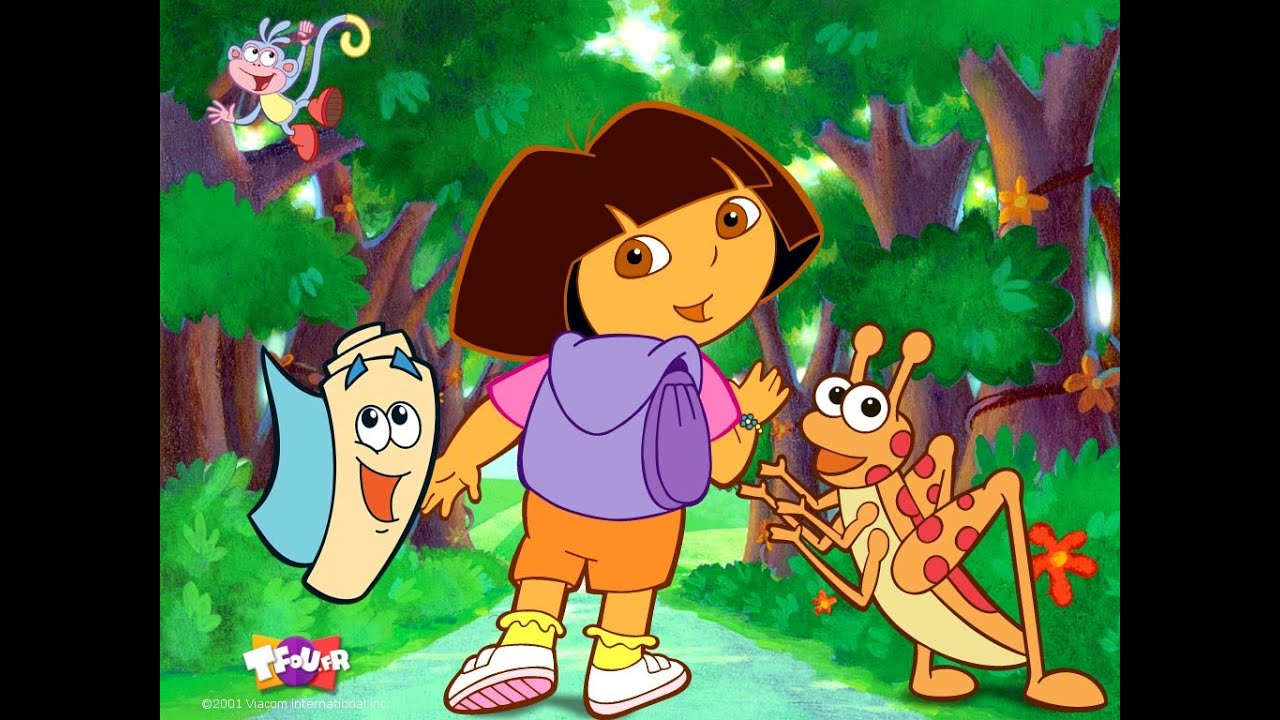Dora L'Exploratrice Nouvelle Compilation Jeux Dora Pour avec Dora Et Babouche En Francais
