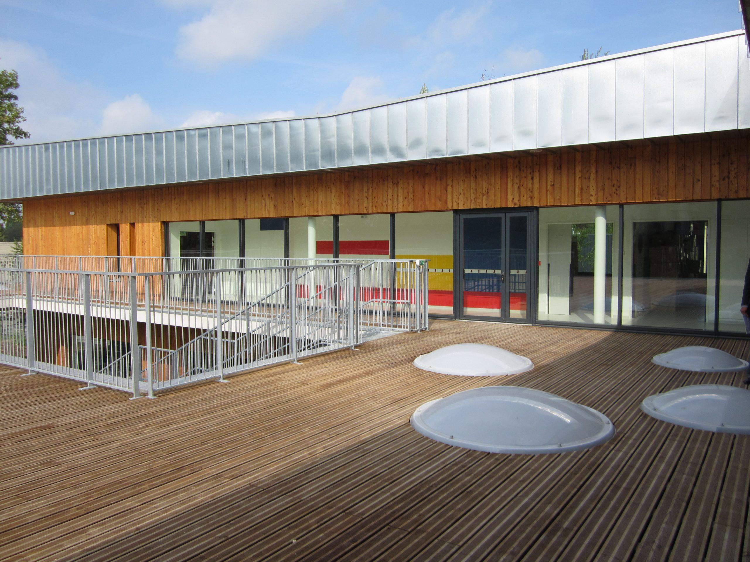 Ecole Maternelle Charles Péguy - Ote Ingénierie pour Cours Maternelle