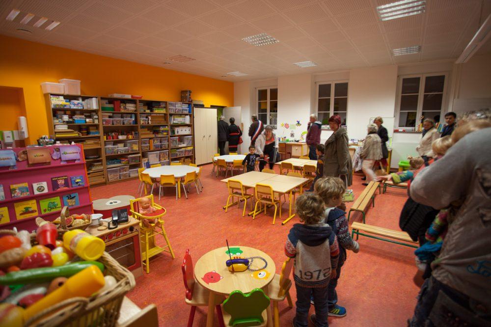 Ecole Maternelle Du Boulevard   Ville De Champagnole dedans Cours Maternelle