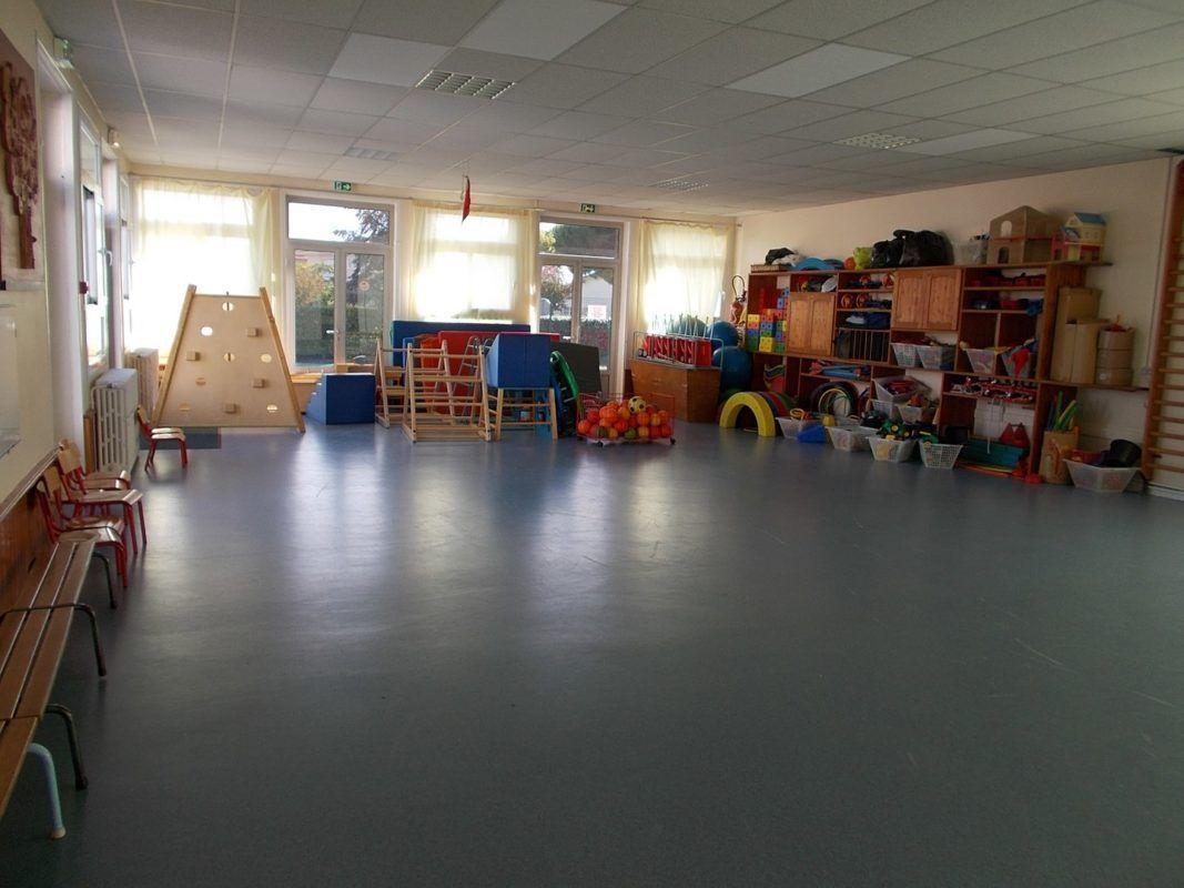Ecole Maternelle La Sablière avec Cours Maternelle