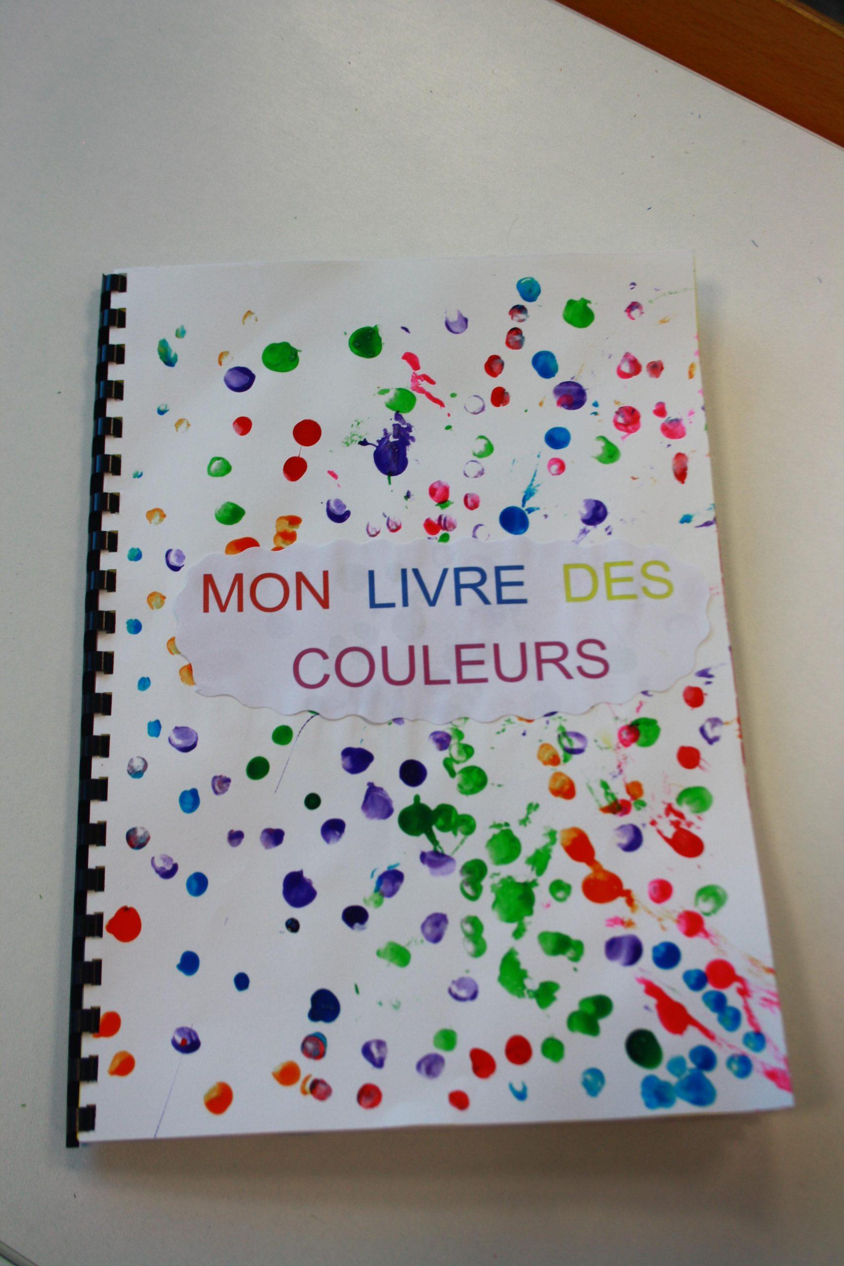 Ecole Michel Hocquard - Epaignes » Le Livre Des Couleurs destiné De Toutes Les Couleurs