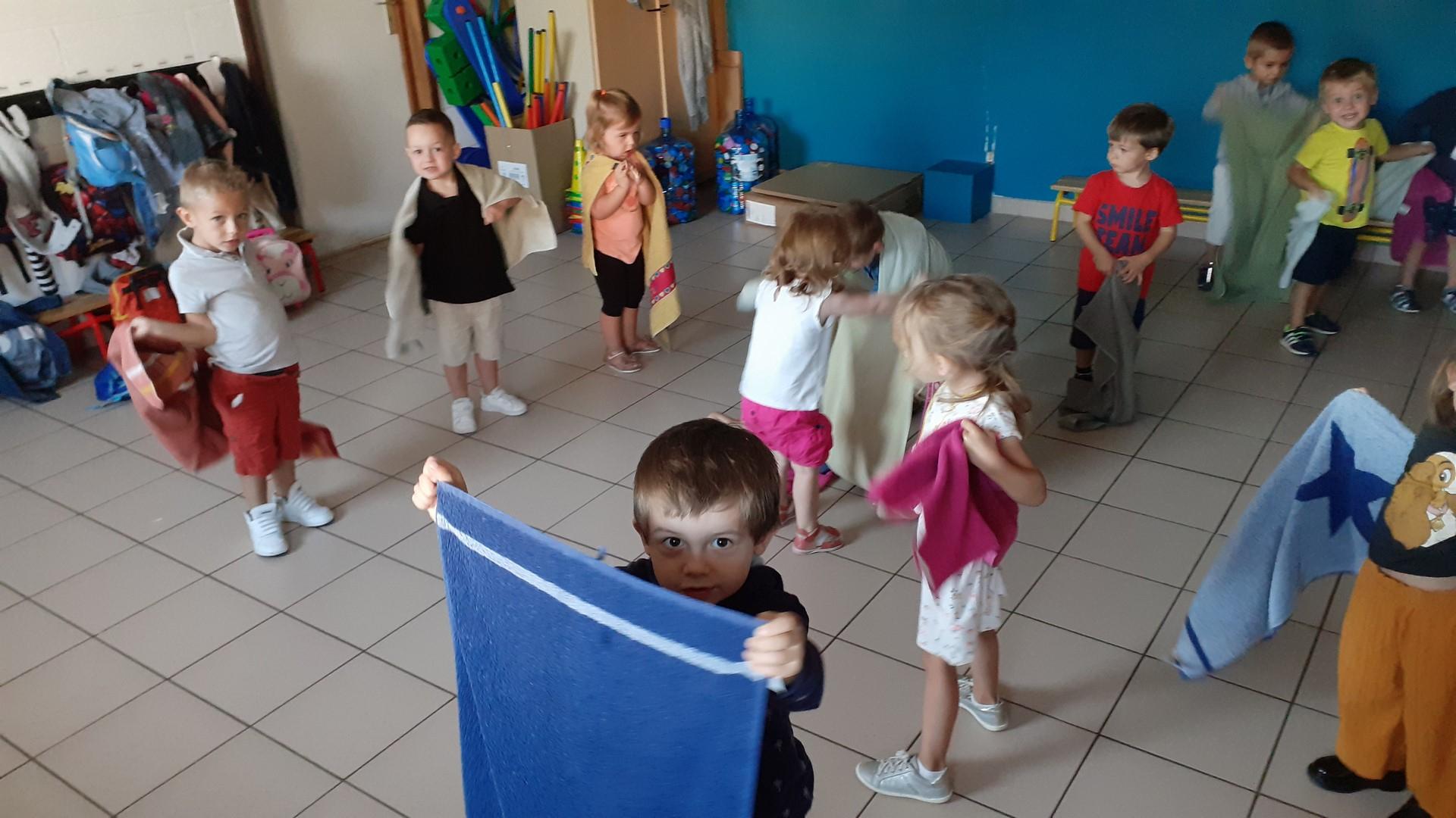 Ecole Saint Joseph De Wallers - La Motricité En Tps/Ps concernant Motricité Ps