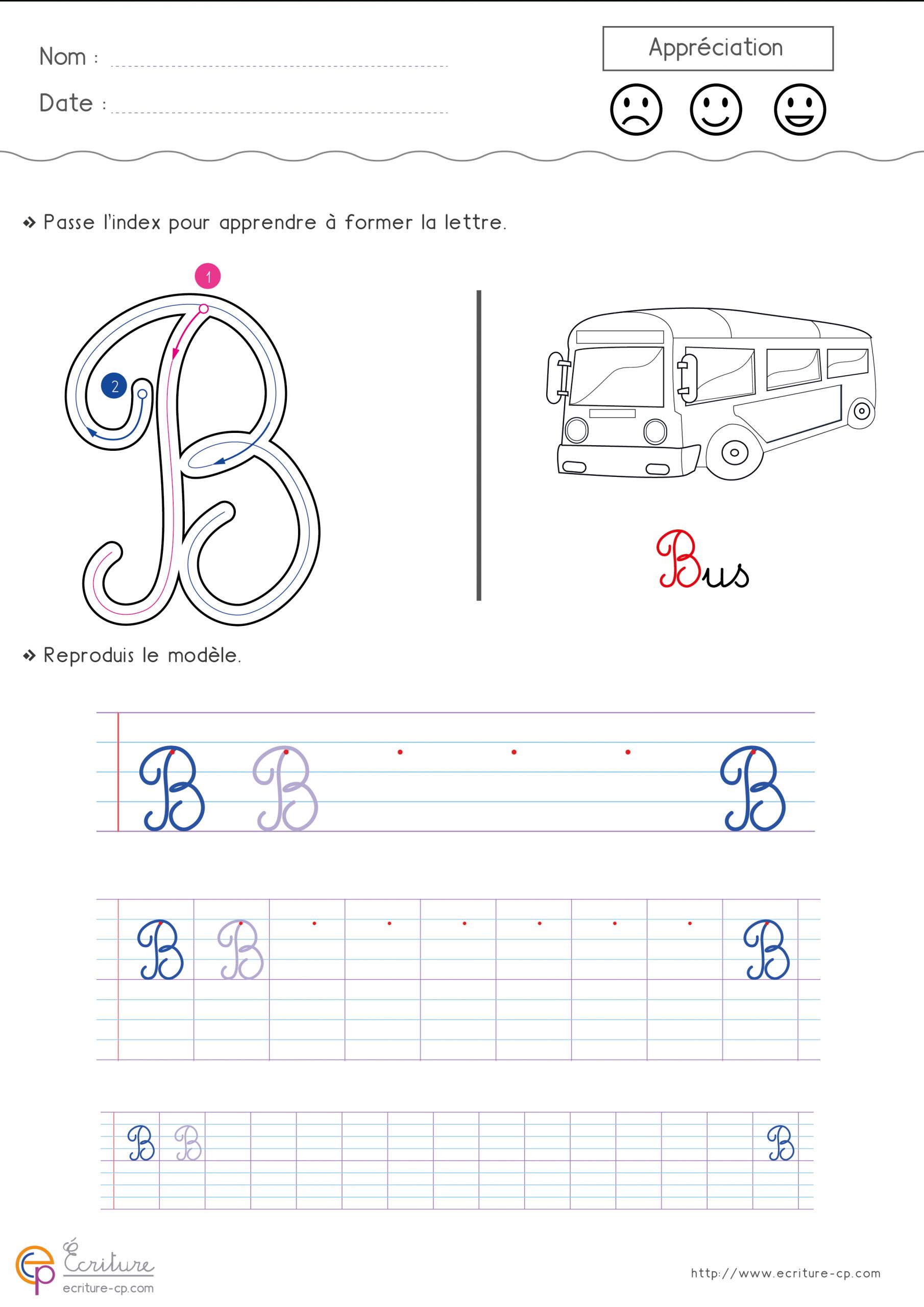 Écrire L'Alphabet Majuscule Cursive Cp Ce1 | Fiche D À T tout T Majuscule En Cursive