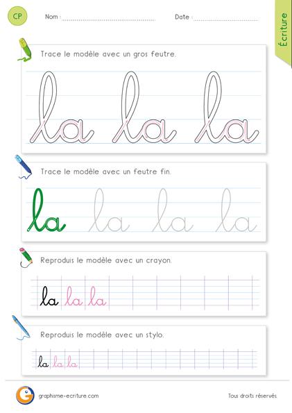 Écriture Des Mots Cp Ce1 À Imprimer   Apprendre À Écrire concernant Apprendre A Ecrire Gratuit