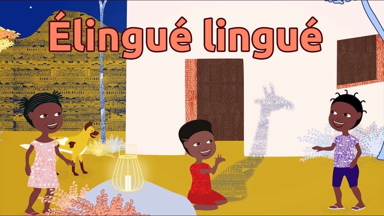 Elingué Lingué Comptine Africaine Pour Enfants (Avec dedans Comptines Afrique