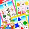 Enfants Jeux Éducatifs (Préscolaire) Pour Android intérieur Jeux Educatif Gs