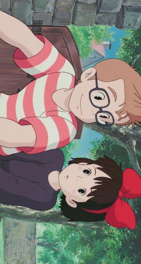 Épinglé Par 10Monday Sur Anime | Animation Japonaise concernant Dessin Animé Lili La Petite Sorcière