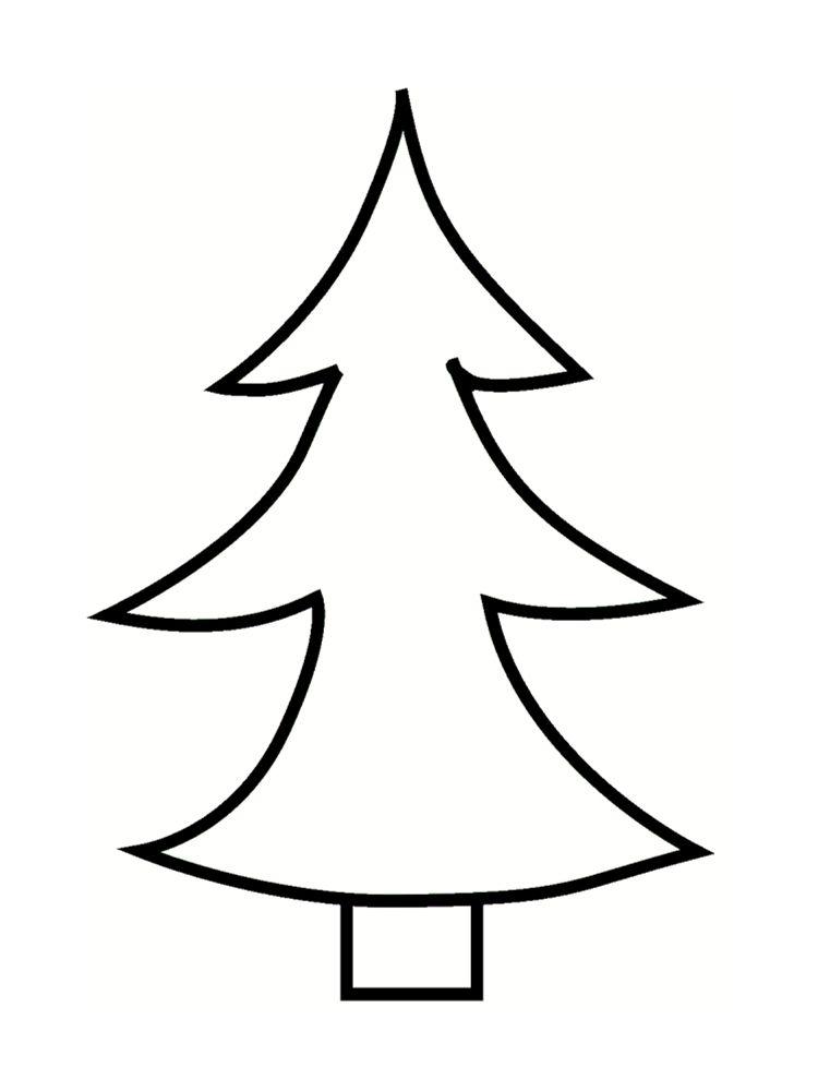 Épinglé Sur Déco Noel à Coloriage De Sapin De Noel A Imprimer Gratuit