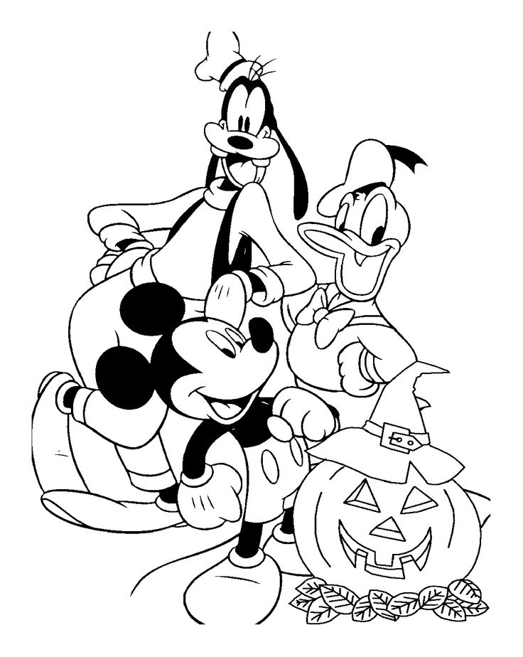 Épinglé Sur Dingen Om Te Kopen à Dessin De Mickey Et Ses Amis A Imprimer