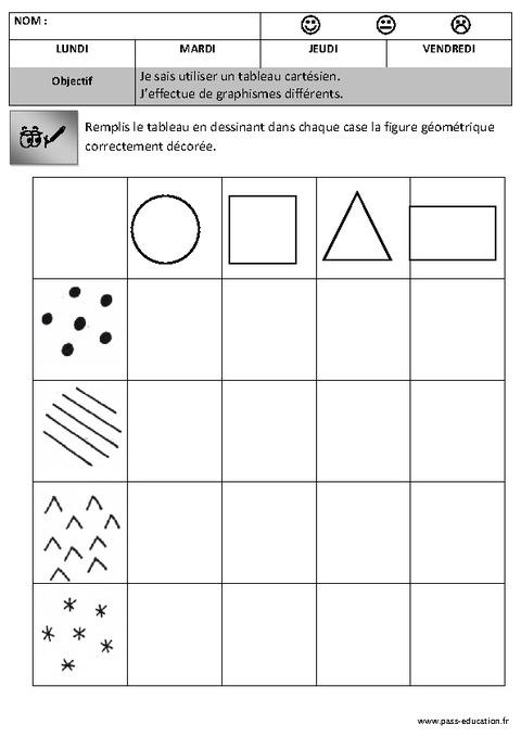 Épinglé Sur Fiche Educative2 avec Fiche Maternelle Moyenne Section À Imprimer