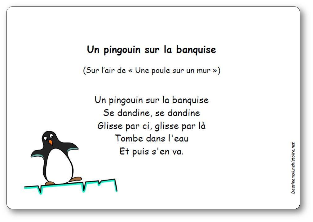 Épinglé Sur Hiver Et Banquise dedans Un Pingouin Du Pôle Nord