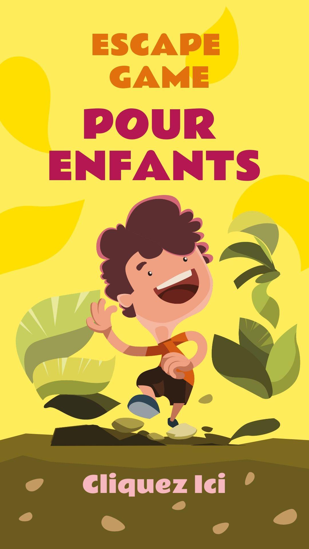 Escape Game Et Escape Room Pour Enfants De Tout Age. 5, 6 concernant Jeux Enfant 7 Ans