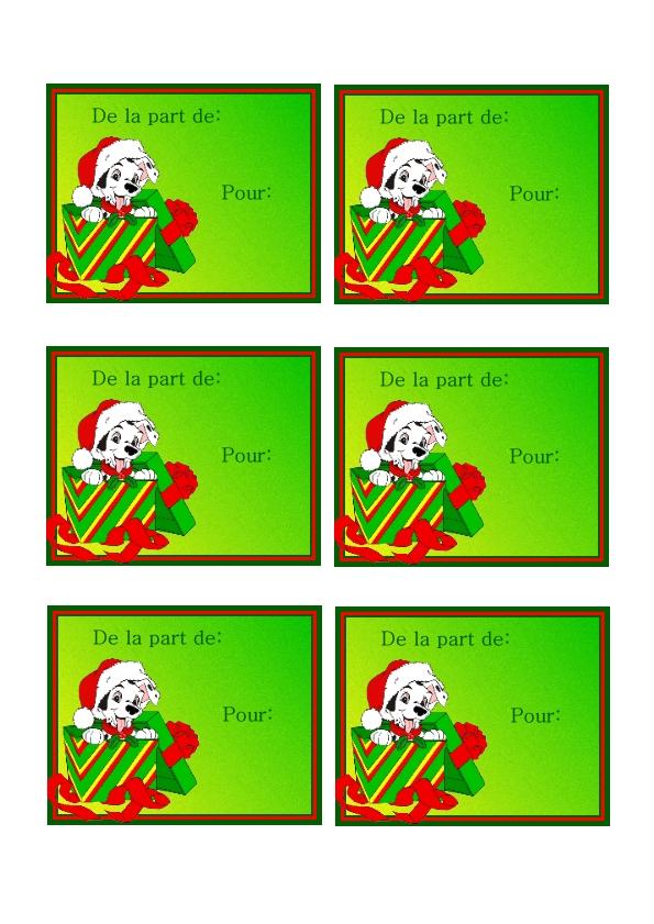 Etiquettes Cadeaux Noel intérieur Etiquette Pour Cadeau De Noel