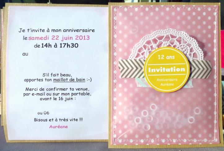 Exemple De Texte D'Invitation Pour Anniversaire 20 Ans destiné Texte Invitation Anniversaire 20 Ans Original